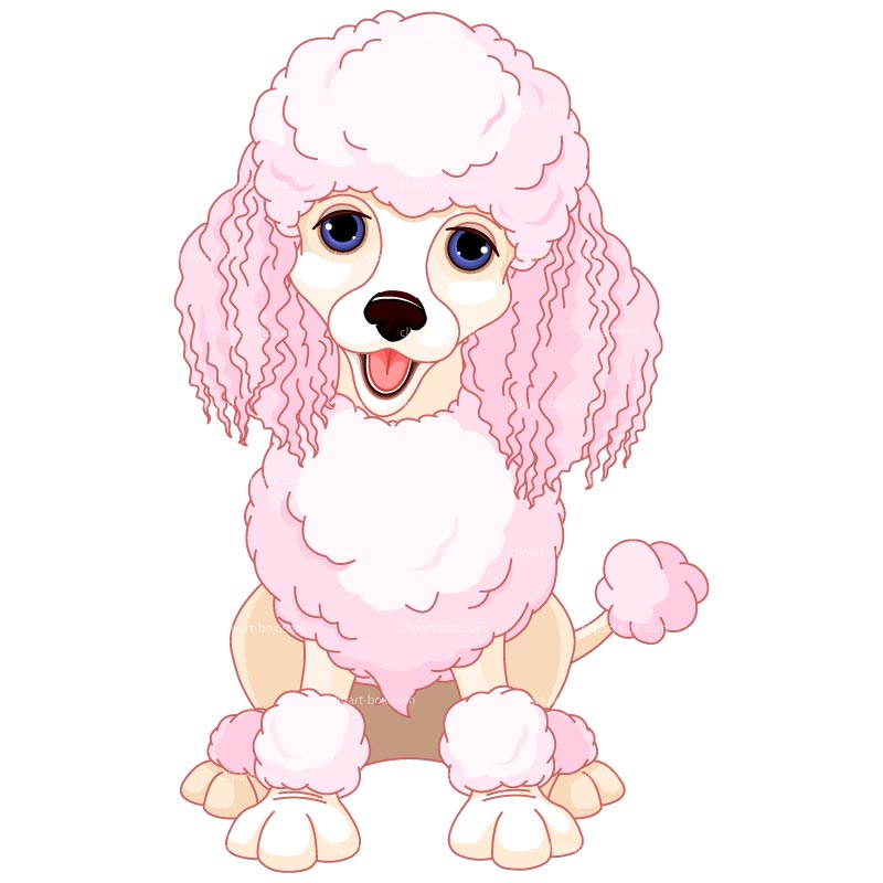Standard Poodle clipart #2, Download drawings
