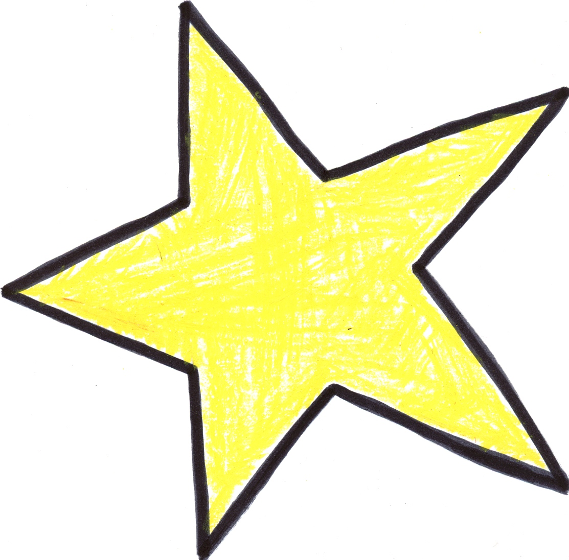 Star clipart #3, Download drawings