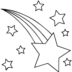 Starry Sky coloring #13, Download drawings