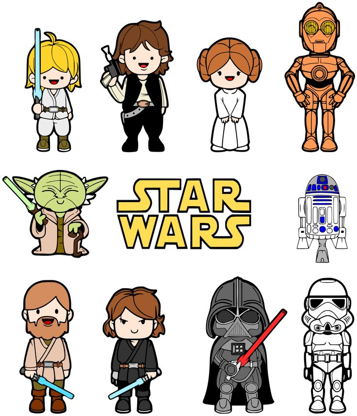 Star Wars clipart #6, Download drawings