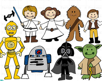 Star Wars clipart #2, Download drawings