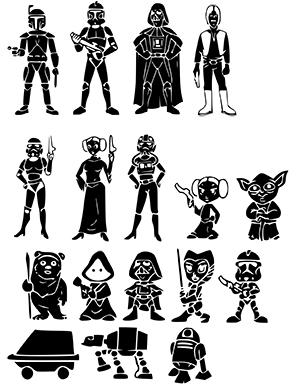 Star Wars svg #9, Download drawings
