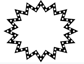 Starburst clipart #16, Download drawings
