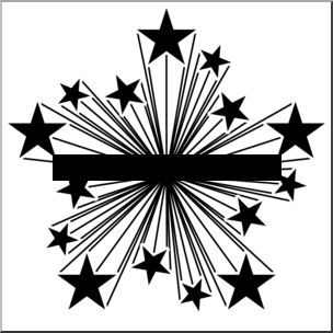 Starburst clipart #11, Download drawings
