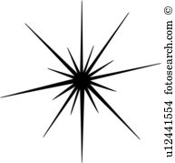 Starburst clipart #18, Download drawings
