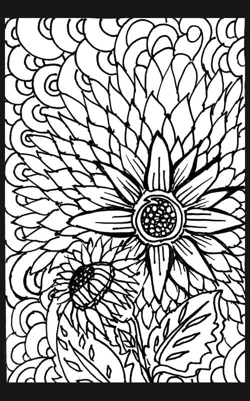 starburst coloring pages - photo#12