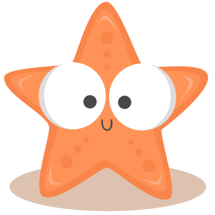 Starfish clipart #14, Download drawings