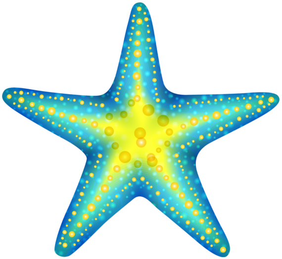 Starfish clipart #3, Download drawings