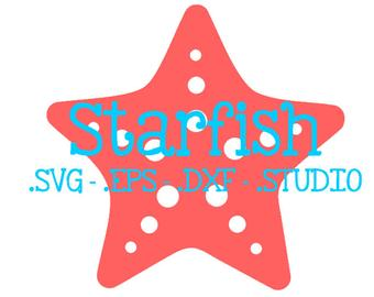 Starfish svg #392, Download drawings