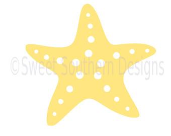 Starfish svg #20, Download drawings