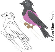 Starling clipart #17, Download drawings