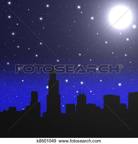 Starry Sky clipart #1, Download drawings