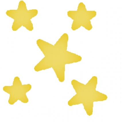 Stars clipart #1, Download drawings