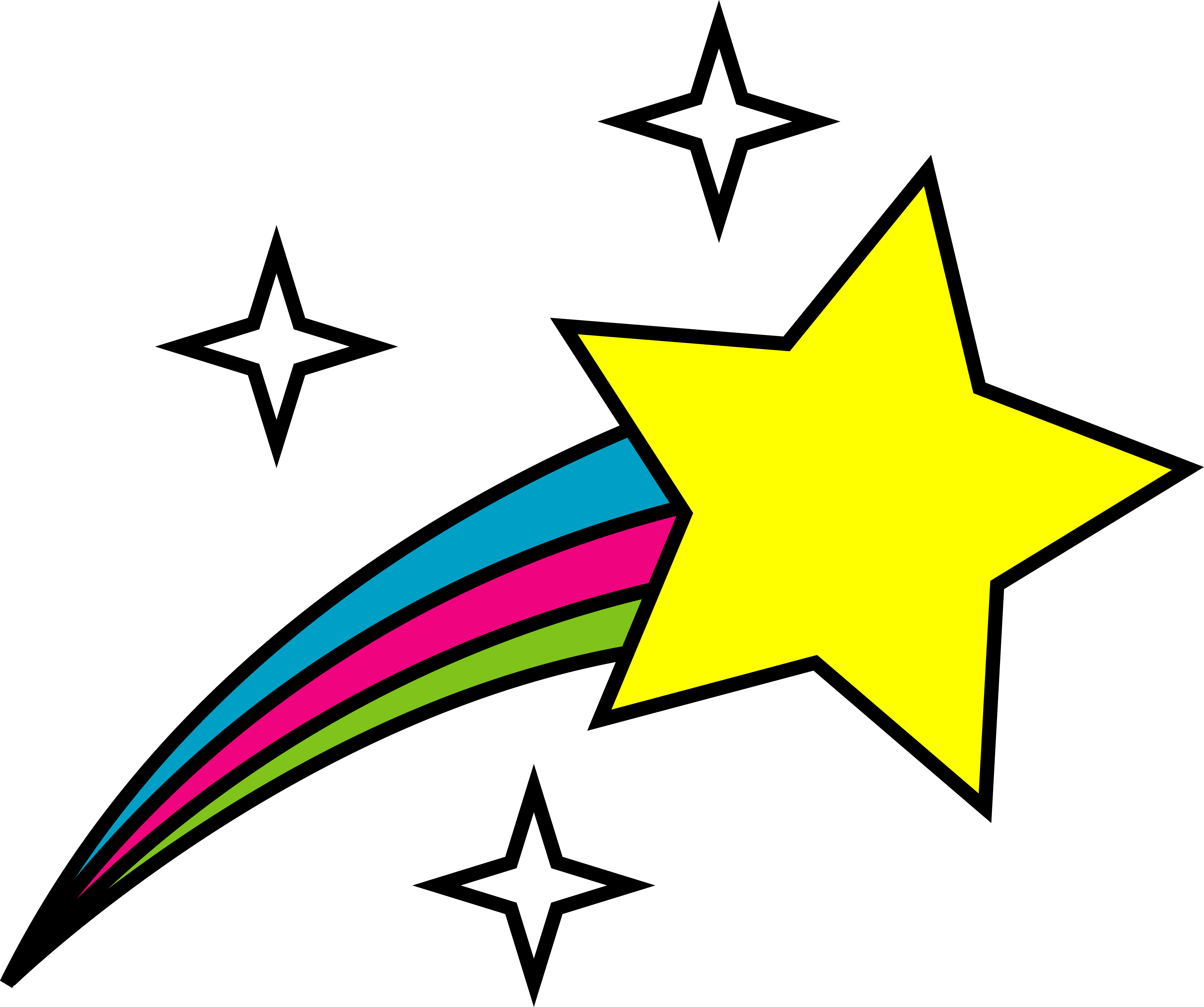 Stars clipart #3, Download drawings