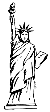 Statue clipart #10, Download drawings