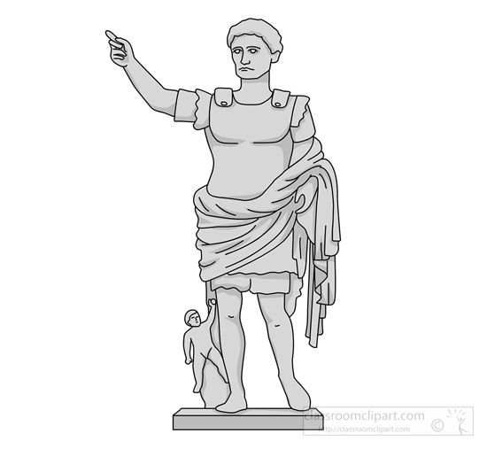 Statue clipart #19, Download drawings