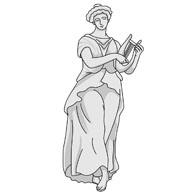 Statue clipart #2, Download drawings
