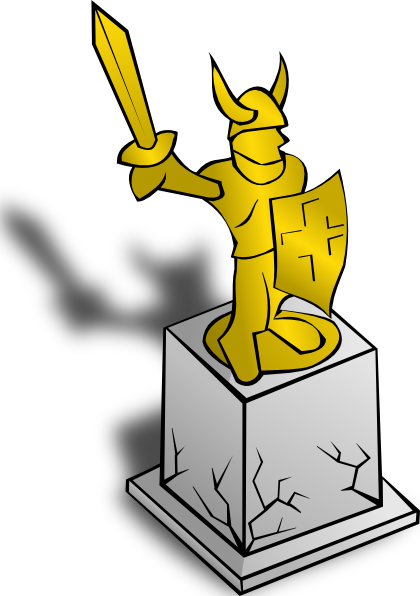 Statue clipart #18, Download drawings