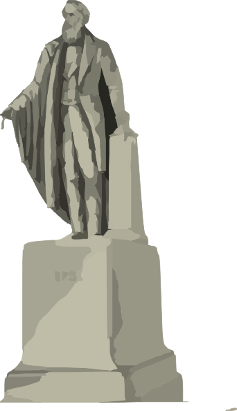 Statue clipart #17, Download drawings