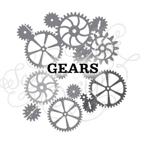 Steampunk svg #6, Download drawings