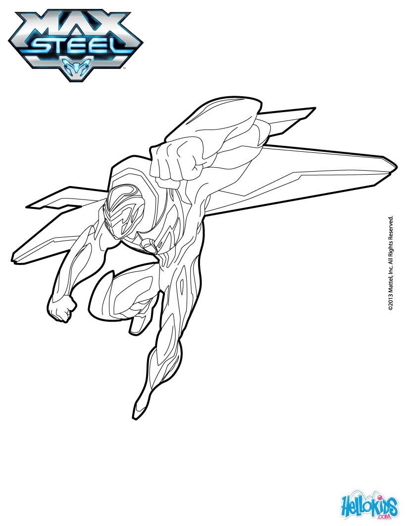 Steel coloring #5, Download drawings