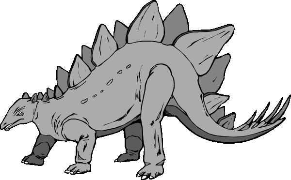 Stegosaurus clipart #2, Download drawings