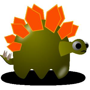 Stegosaurus clipart #1, Download drawings