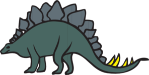 Stegosaurus clipart #3, Download drawings