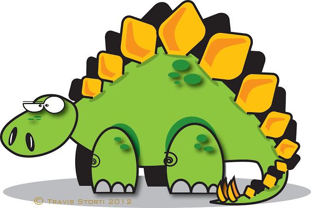Stegosaurus clipart #18, Download drawings