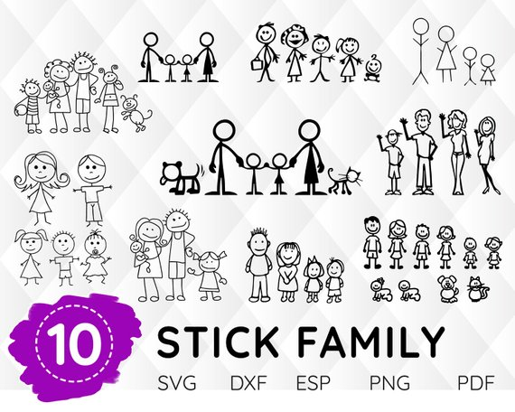stick figure svg #589, Download drawings