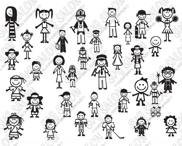 stick figure svg #585, Download drawings