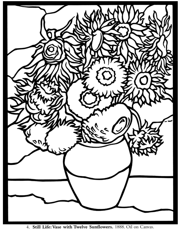 Still Life coloring #14, Download drawings