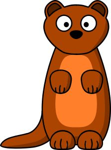 The Stoat svg #15, Download drawings