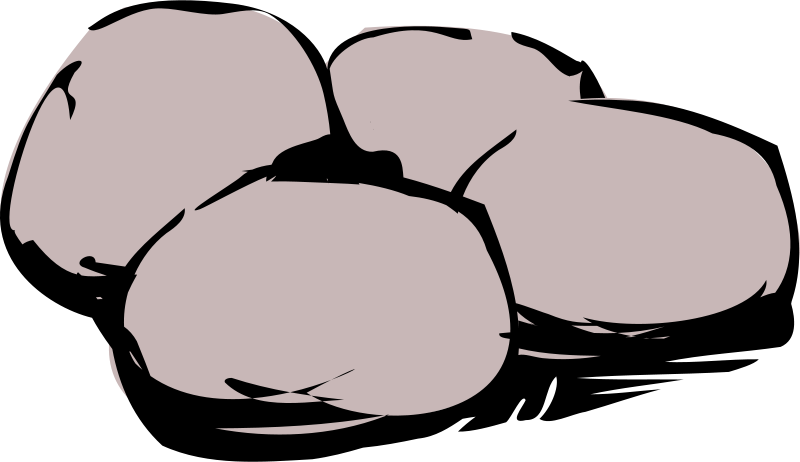 Stone clipart #1, Download drawings