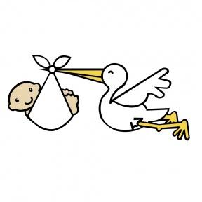 Stork clipart #11, Download drawings