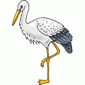 Stork clipart #8, Download drawings