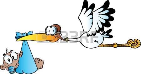 Stork clipart #19, Download drawings