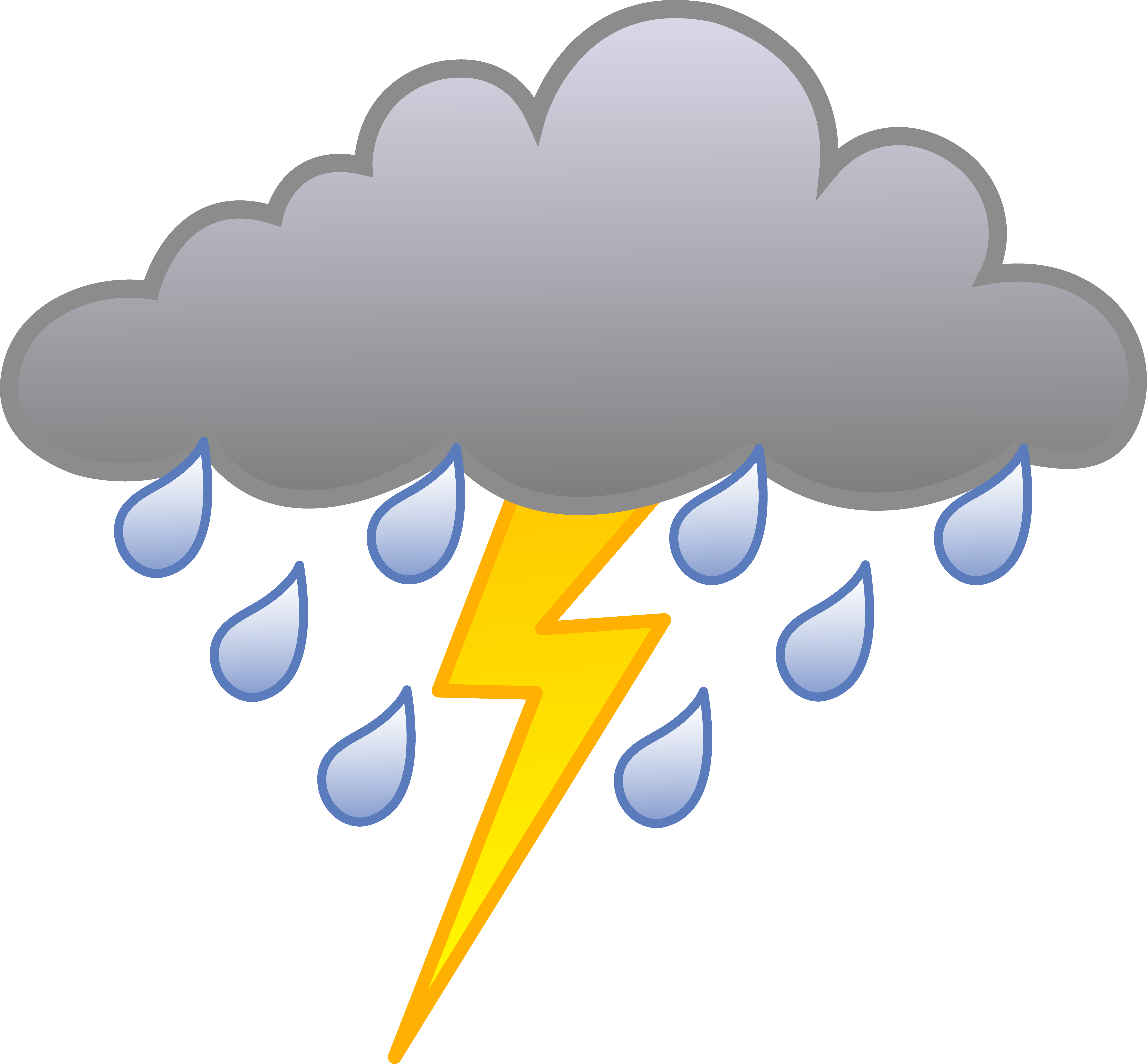 Thunder Storm clipart #18, Download drawings