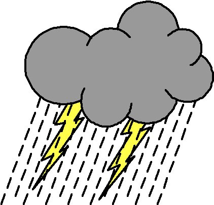 Thunder Storm clipart #19, Download drawings