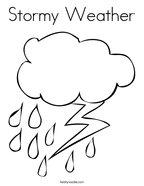 Storm coloring #13, Download drawings