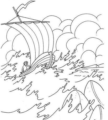 Storm coloring #2, Download drawings
