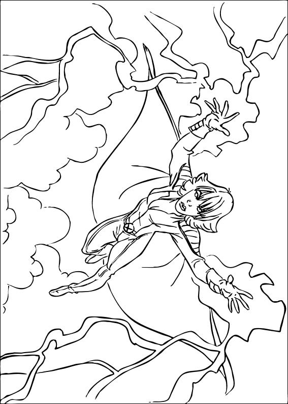Storm coloring #16, Download drawings