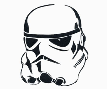Stormtrooper clipart #12, Download drawings