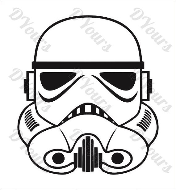 Stormtrooper clipart #6, Download drawings