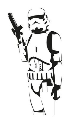 Stormtrooper clipart #11, Download drawings