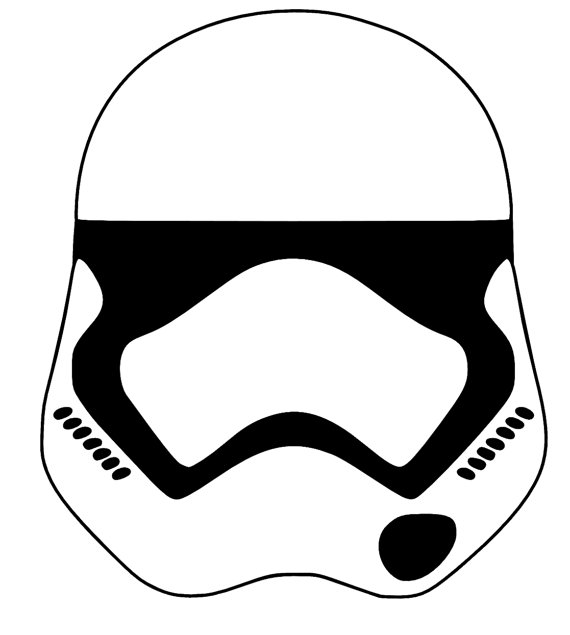 Stormtrooper clipart #9, Download drawings