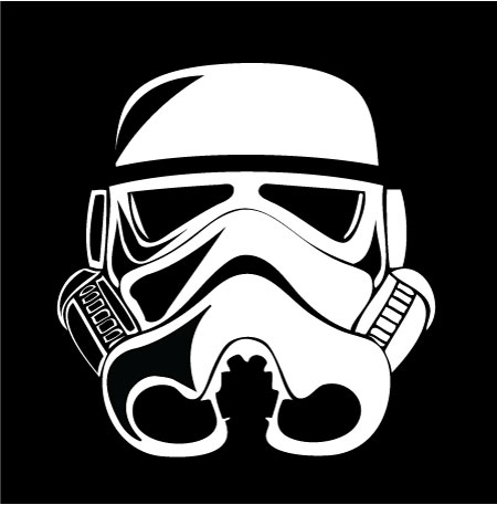 Stormtrooper clipart #1, Download drawings