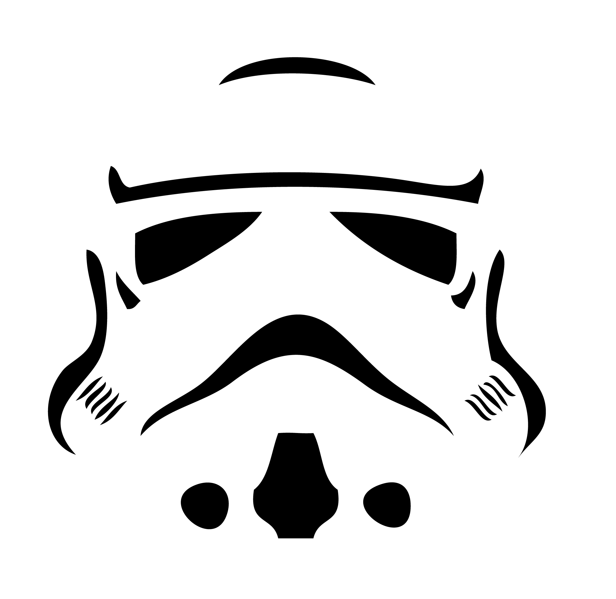 Stormtrooper clipart #2, Download drawings