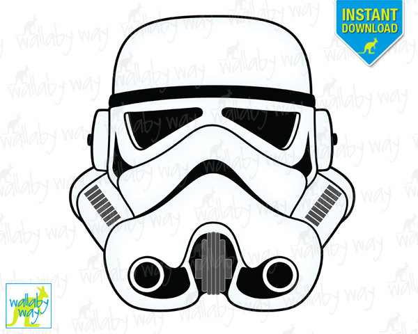 Stormtrooper clipart #4, Download drawings