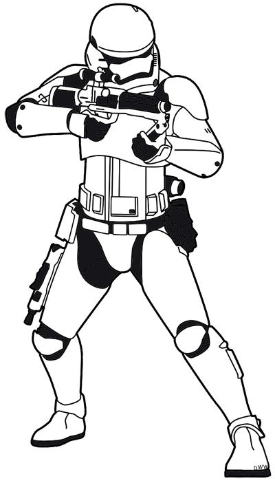 Stormtrooper clipart #18, Download drawings